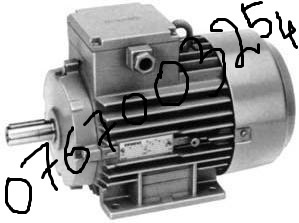 Motor electric 4kw 3000 rotati